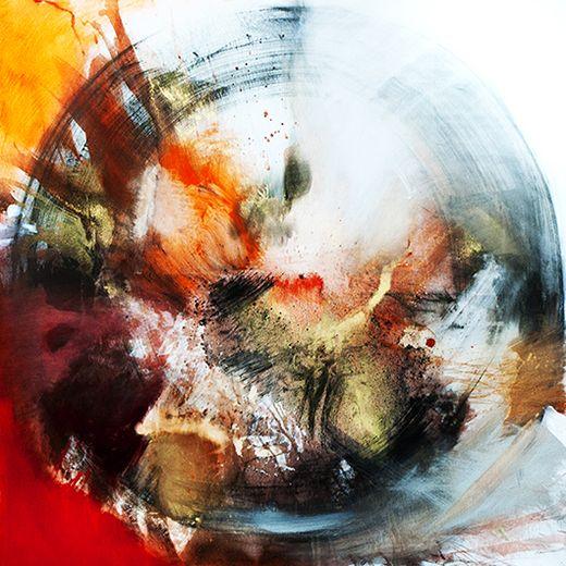 Agata Kosmala, Bez tytułu, 2015, c 4, 100x100 cma