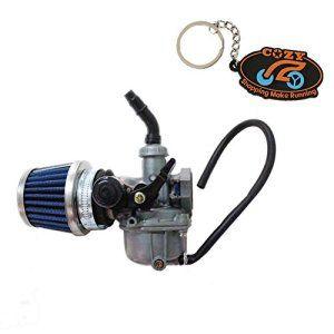 Cozy Ensemble carburateur PZ19 de 19 mm et filtre à air de 35mm pour quads et motos 50cc 70cc 90cc 110cc 125cc: Il est compatible…