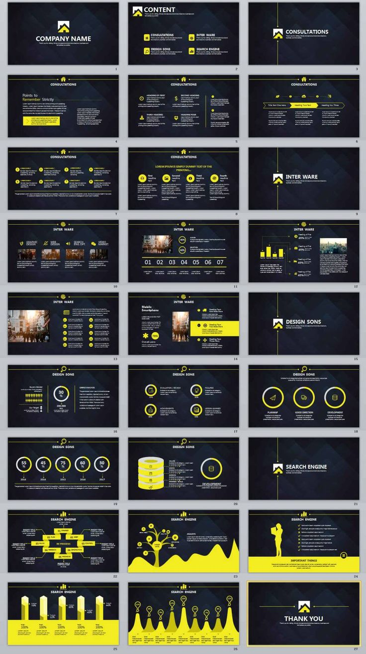 27+ company report professional powerpoint template | PowerPoint Templates and Keynote Templates