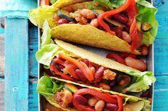 24 oktober - Taco's met worst, paprika en courgette = Bonus glutenvrije taco's! - Recept - Allerhande