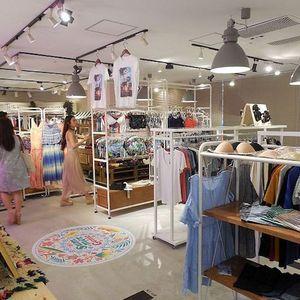 渋谷109がSNS映えする20ブランドの水着売り場開設