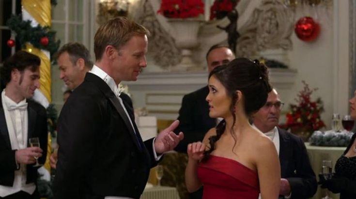 Crown for Christmas - Festive Fairy Tale Hallmark Film with British Star Rupert Penry-Jones