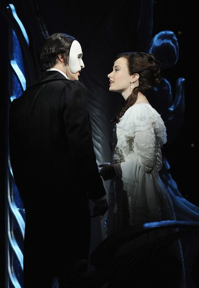 "Love Never Dies - ""Once upon another time our story had only begun..."" (Ramin Karimloo & Sierra Boggess)"