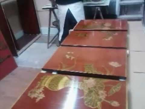 Art de la Laque Vietnamienne (Langue Française) - YouTube