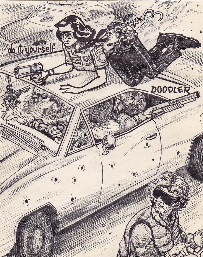 43 best doodler images on pinterest doodle doodles and zentangle the do it yourself doodler project by david jablow solutioingenieria Gallery