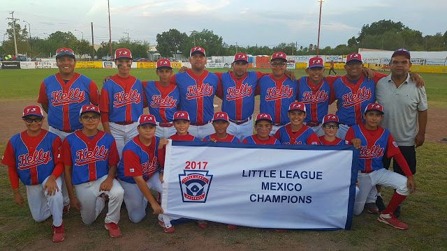 Little League News: Guadalupe Teviño Kelly Little League Wins the Litt...