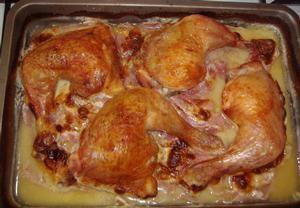 Babiččino kuře na šunce Recepty.cz - On-line kuchařka