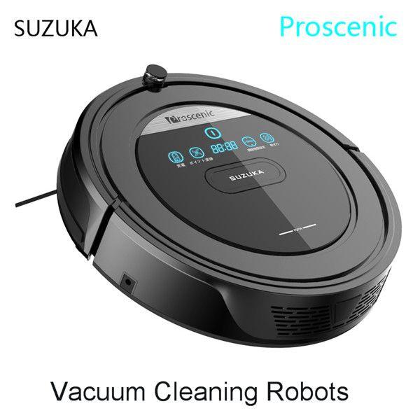 NEW STYLE popular smart cleaning floor mop robot wet vacuum cleaner