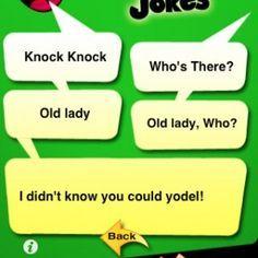 Knock Knock Jokes for Teenagers