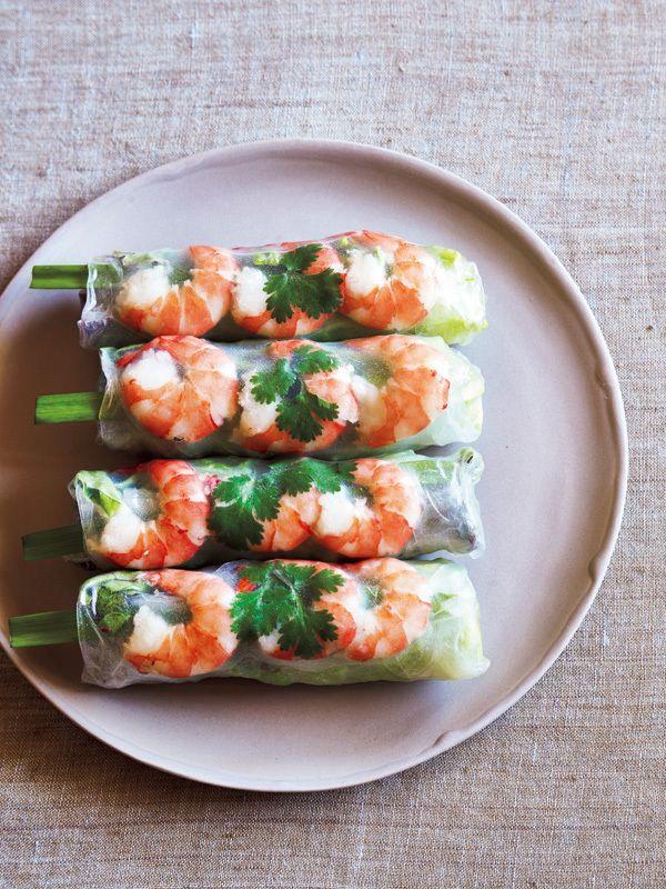 美しい生春巻きを作って、料理上手をアピール!【オレンジページ☆デイリー】料理レシピをはじめ、暮らしに役立つ記事をほぼ毎日配信します!