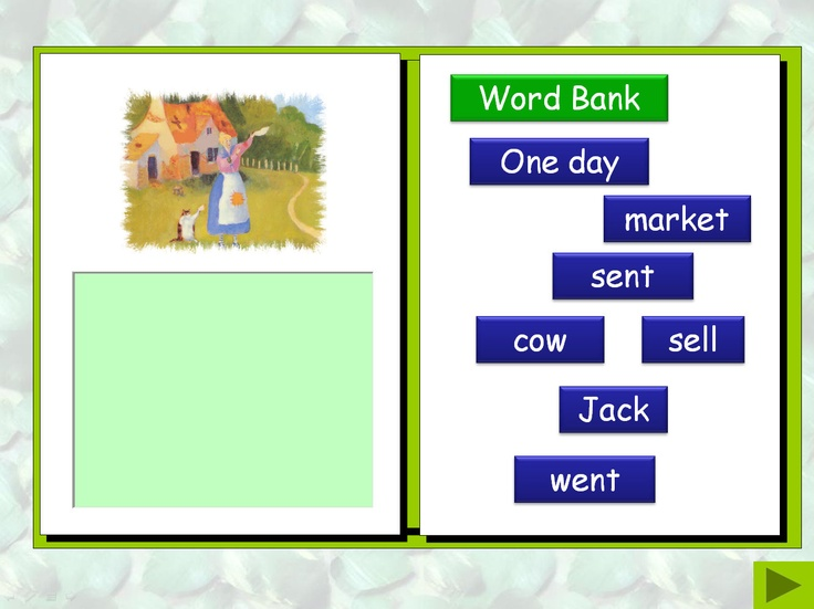 A collection of resources for Jack and the Beanstalk. Includes a storybook style PowerPoint presentation (you will need to click the pages for text and images to appear), a retelling the story PowerPoint with supporting wordbank (this file is best saved as a pps file as it is designed to be viewed and used this way), a themed vocabulary mat, 2 workbooks (with supporting symbols) and 3 other printables that can be used in the classroom to support work based on this story.