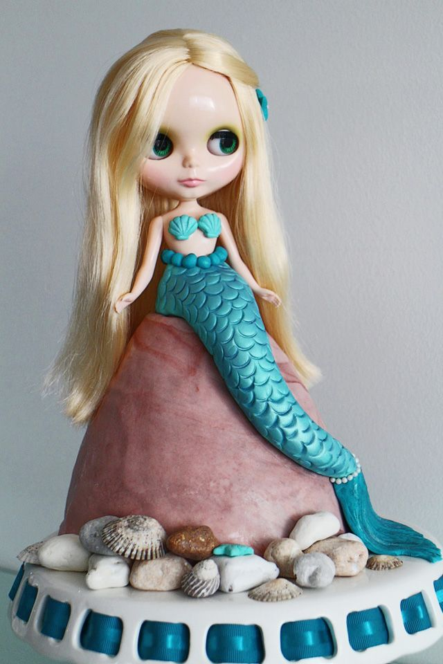 How to Make a Dolly Varden Cake