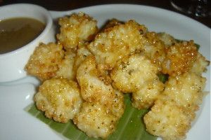 Salt and Pepper Cuttlefish Recipe