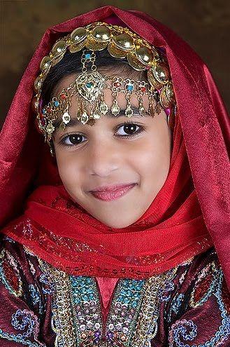 Omani Traditional Dress: Al Batinah Region