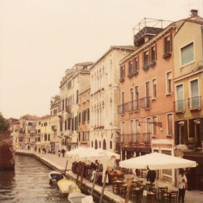 Cafe life - Italy