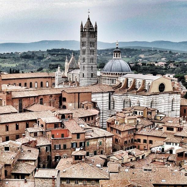 Siena [ original pic @Simone Pastorino ]