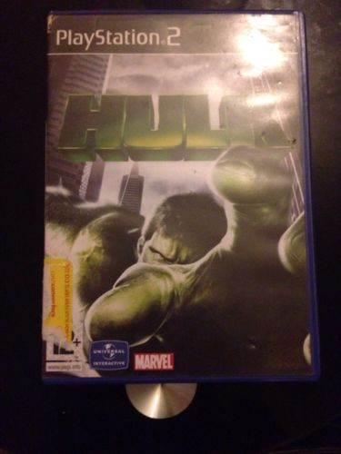 The hulk #(sony #playstation 2, 2003) - us #version,  View more on the LINK: 	http://www.zeppy.io/product/gb/2/142230344406/