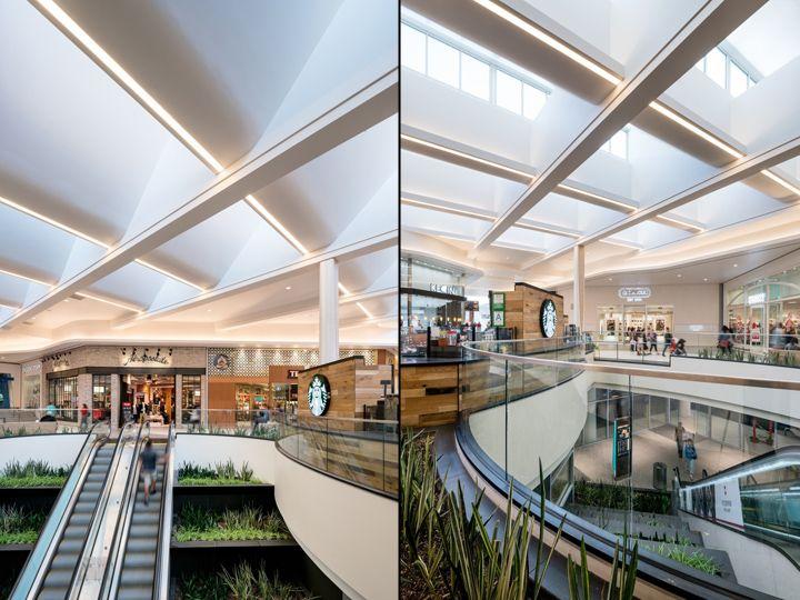 Del Amo Fashion Center By 5 Design Torrance California Retail Design Blog Shopping Mall