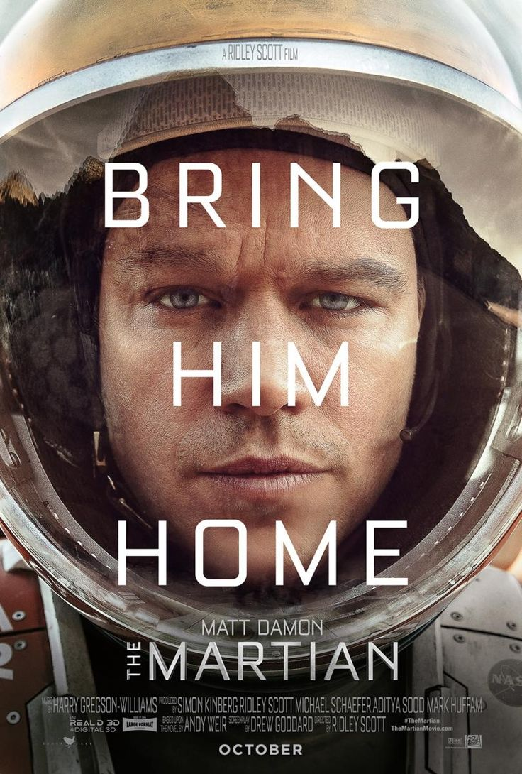 Marte (The Martian) (2015) - FilmAffinity