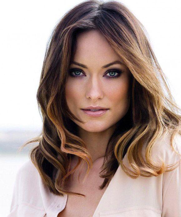 Olivia is gorgeous.