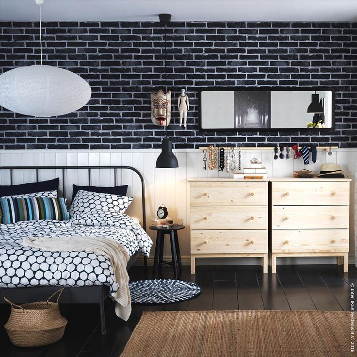 1000 ideas about tarva ikea on pinterest ikea hacks ikea dresser and low chest of drawers. Black Bedroom Furniture Sets. Home Design Ideas