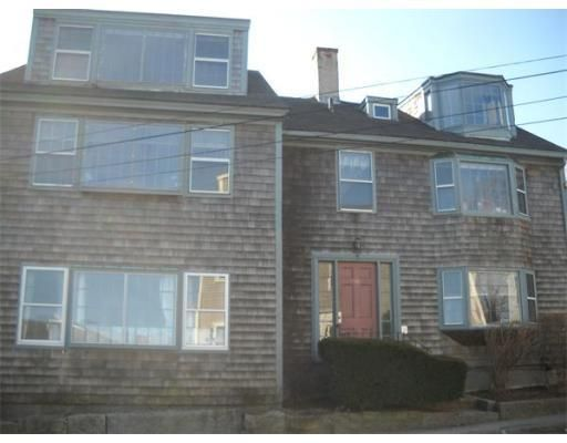www.40MainStreetRockport.com $189,900 Top floor penthouse studio. Open floor plan. Bright and sunny. Perk colors. Beautiful views of beach and Sandy Bay