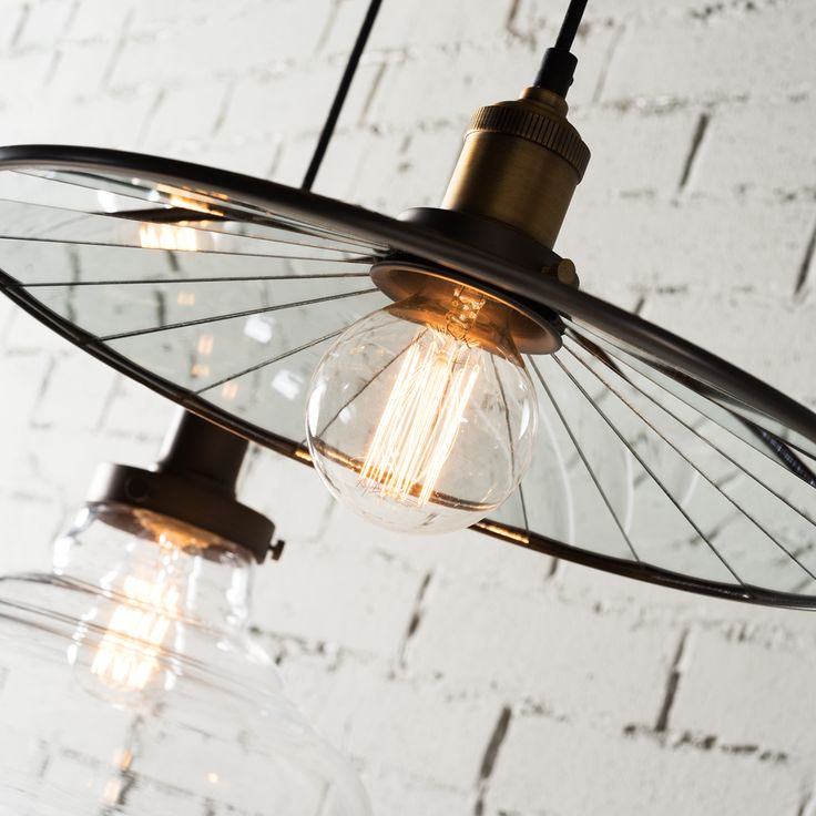 Lámpara de colgar para un ambiente vintage #Sodimac #Homecenter #Iluminación #Lámpara #Diseño #Decoración