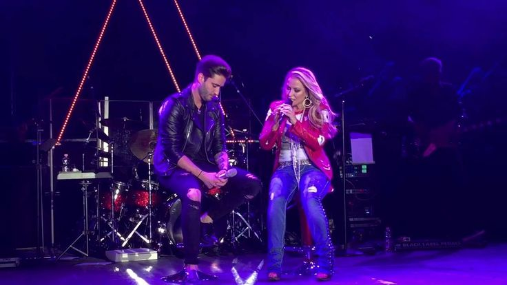 Anastacia - Everything burns (feat. Viktor Király) LIVE