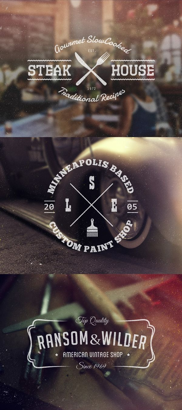 Free Badges PSDs & Vector Sets For Your Future Projects