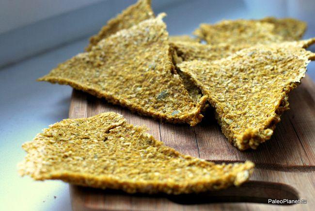 Палео диета: Тыквенные хлебцы с кокосовой стружкой  #paleo #палео #палеодиета #палеорецепты #paleoplanet #польза #food