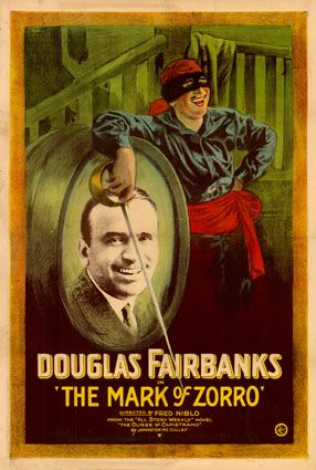 What are the similarities of movies in the 1920's and now?