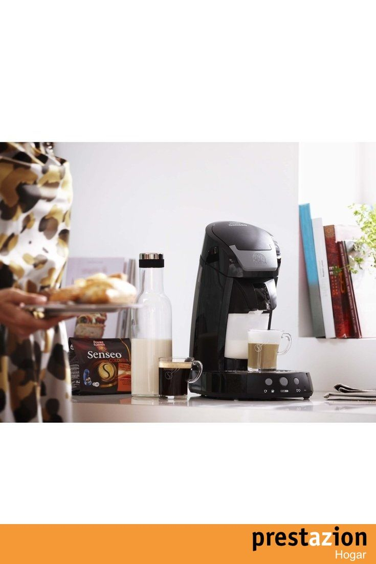 philips hd7853 61 senseo cappuccino cafetera de monodosis oferta