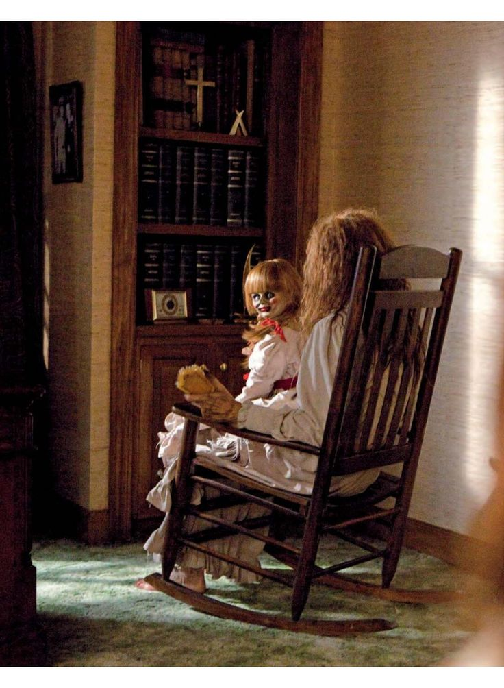 The Conjuring Annabelle