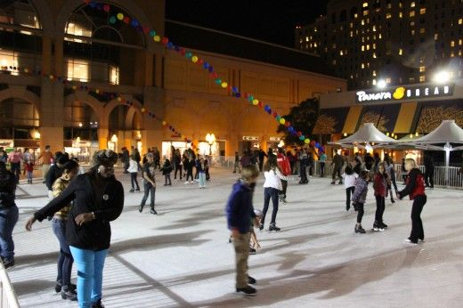 San Diego Outdoor Ice Skating Rinks: Yes, They Do Exist! | November 13, 2013
