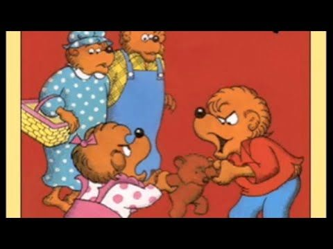 Living Books: The Berenstain Bears Get in a Fight (Read to Me)
