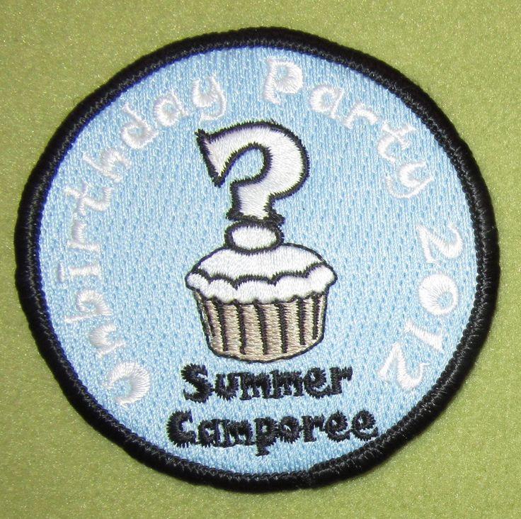 Girl Scouts Kentuckiana 100Th Anniversary Patch -9022