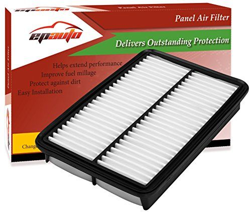 EPAuto GPA0A (PE07-13-3A0A) Mazda Rigid Panel Engine Air Filter for Mazda3 (2013-2016) Mazda6 (2014-2017) CX-5 (2013-2016)