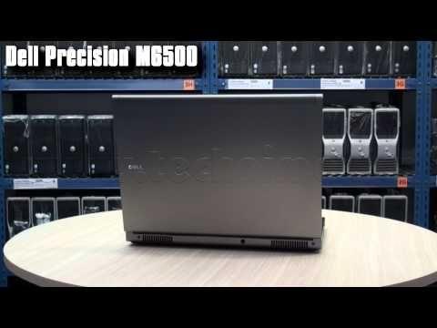 """Notebook Dell Precision M6500 Intel Core i7 Q820 2,00 GHz, 16 GB RAM DDR3, 250 GB SATA DVD-RW, KAMERA, 17""""W, Licence Windows 7 PRO CZ 64bit. s kabelem"""