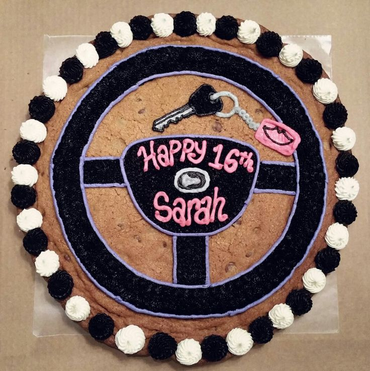 329 Best Cookie Cakes Images On Pinterest Cookie Cakes