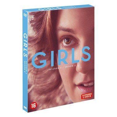 DVD-box Girls seizoen 2  De meiden maken van alles mee en hebben zeker geen saai leven. Ook seizoen twee is goed voor vele uren kijkplezier!  EUR 18.99  Meer informatie