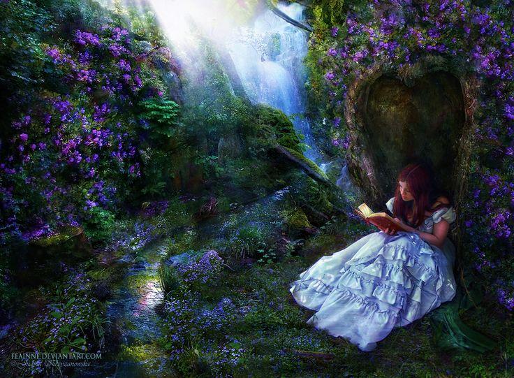 Enchanted by feainne on @DeviantArt