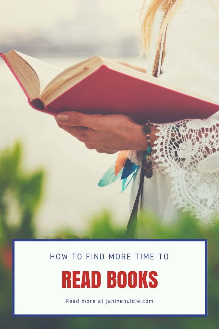 Looking to find more time to read books now? Check out these 7 surefire tips to help you make more time to read in your life.