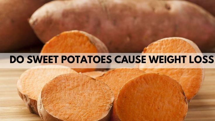 do sweet potatoes cause weight Loss - or Weight gain Truth Revealed