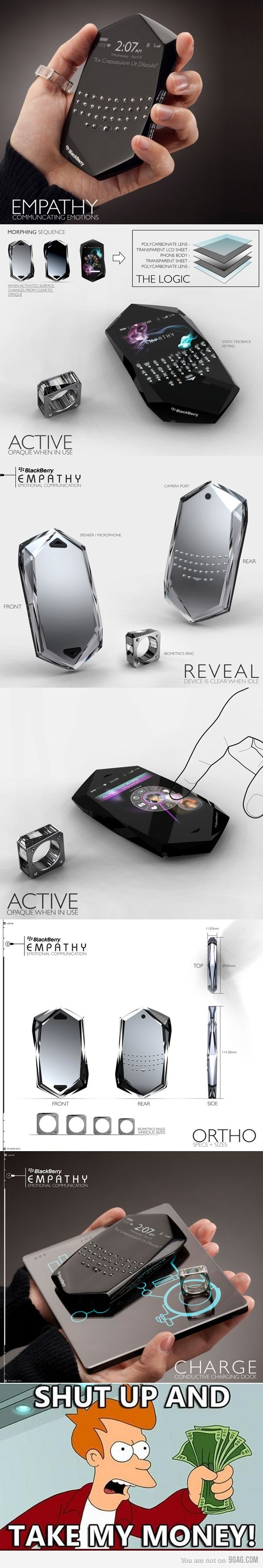 Even if it's a blackberry.. shut up and take my money!