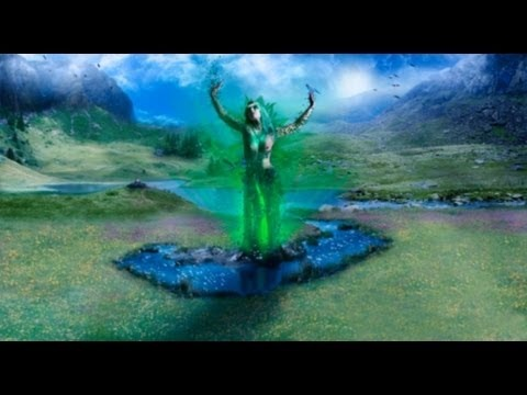 Elementals: Earth Nymph - Speed Art Photoshop