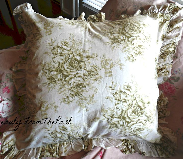 Target Shabby Chic Euro Sham : 1000+ images about Rachel Ashwell Shabby Chic on Pinterest Clay paint, Target and Simply ...