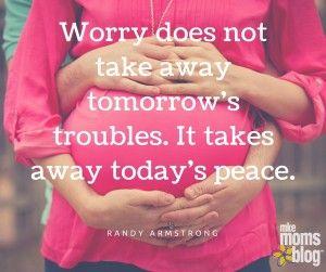 Pregnancy after Loss: Choosing Fearless Motherhood | MKE Moms Blog