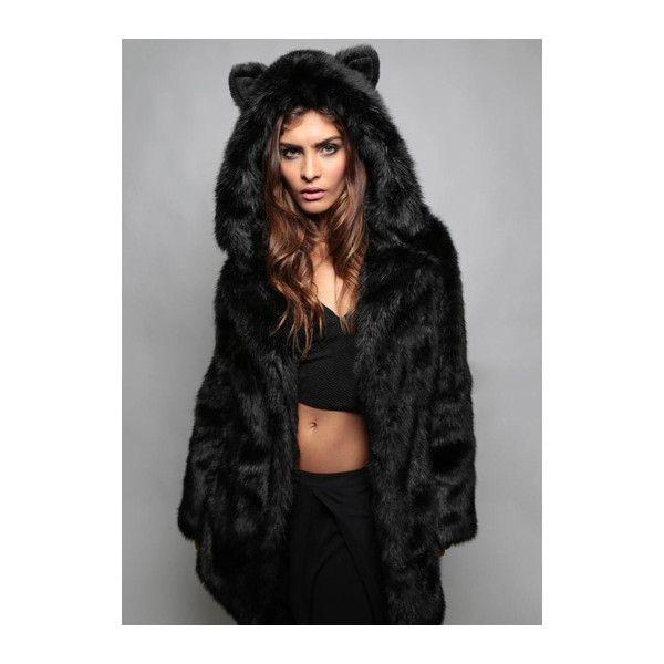 1000  ideas about Long Faux Fur Coat on Pinterest | Fur coats