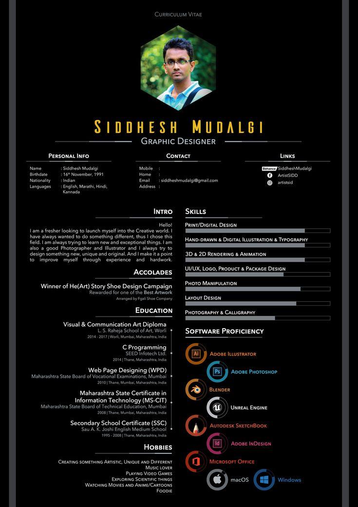 Game artist cv google search in 2020 artist cv