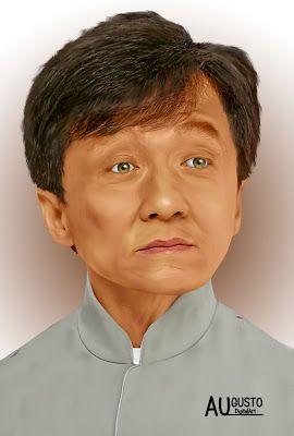 PHOTOSHOP: Paint Jackie Chan